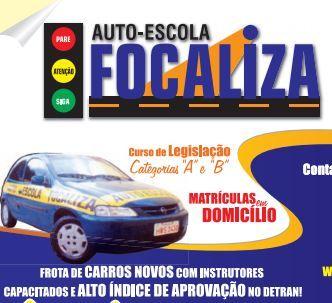 Auto Escola em Fortaleza / FOCALIZA